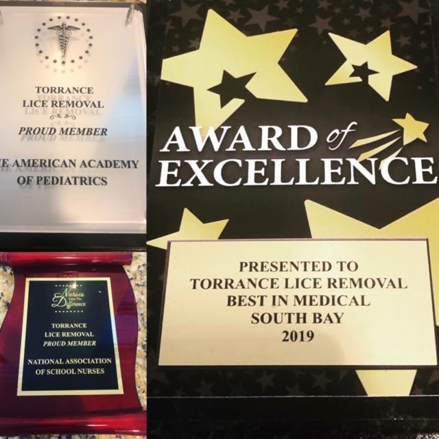 TORRANCE AWARDS